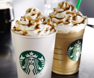 Starbucks 300x248 $10 Starbucks eGift Card for Just $5!