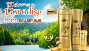 Suave Naturals Postcard 300x175 FREE Suave Natural Infusion Sample and $1 Off Coupon!