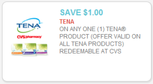 Tena Coupon