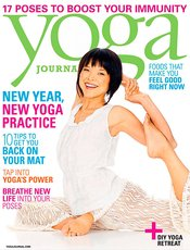 Yoga Journal Yoga Journal Subscription Just $4.99/yr!