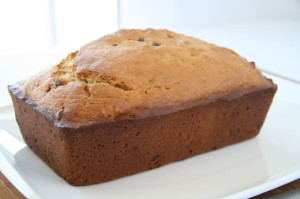 cooked from scratch banana bread