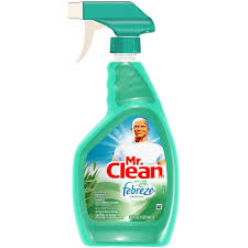 mr clean spray