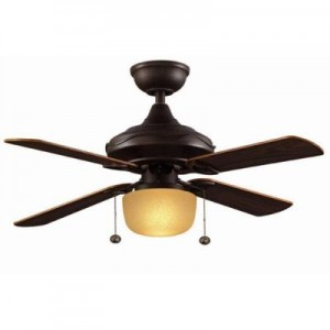 42 in Oil Rubbed Bronze Celiling Fan