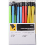 50 Mechanical Pencils