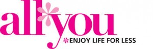 All You Magazine Coupons | August  2014