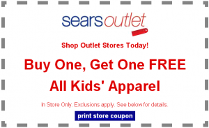 BOGO Kids Apparel
