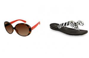 BOGO Sunglasses and Flops