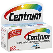 Centrum Centrum or Centrum Silver Adult Multivitamins Just $2.74 at Kmart!