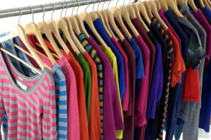 Cheap School Clothes at Thrift Stores