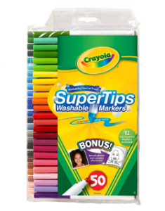 Crayola super fine tips
