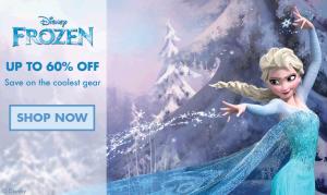 Disney Frozen at Zulily