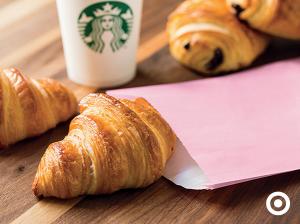 Free Pastry at Target Starbucks