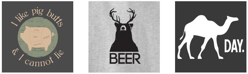 Funny Animal T-shirts