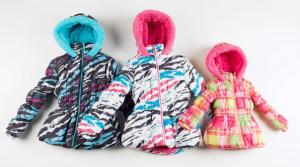 Girls Puffer jackets