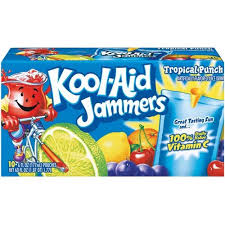 KoolAid Jammers Stock Up on School Lunch Items at Target | 85¢ Kool Aid Jammers and Mott's Snack & Go Applesauce