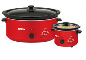 Nesco Slow Cooker Combo