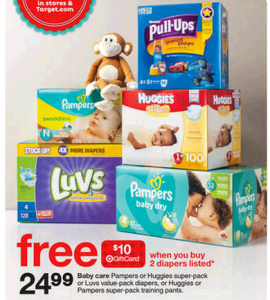 *HOT* Hidden $2/1 Pampers Coupons!