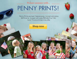 Penny Prints Snapfish