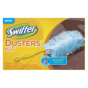 Swiffer Duster 300x300 $1 Swiffer Duster Kits at Dollar General!