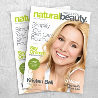 Free Mini Magazine!  Mind.Body.Natural Beauty.  With Freebies!