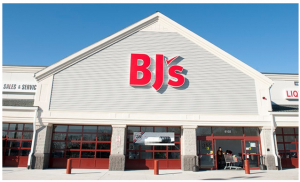BJs Rewards membership