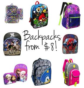 Backpacks Kmart