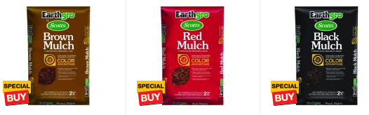 Earthgro Mulch