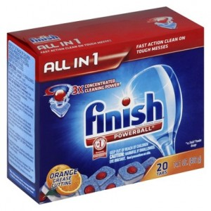 New Finish Dish Coupon + Deals at Target and Rite Aid!