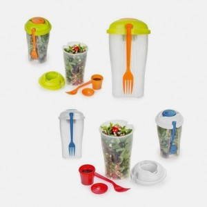 Fresh Salad Cups