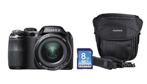 Fujifilm FinePix 16 Megapixel Digital Camera Just $119.99 Today ONLY! (Down From $329.99!)