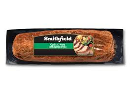 Smithfield marinated pork