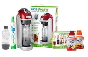 SodaStream Fizz Bundle with Crystal Light Flavors Just $39 After Rebate!