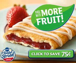 Toaster Strudels coupon