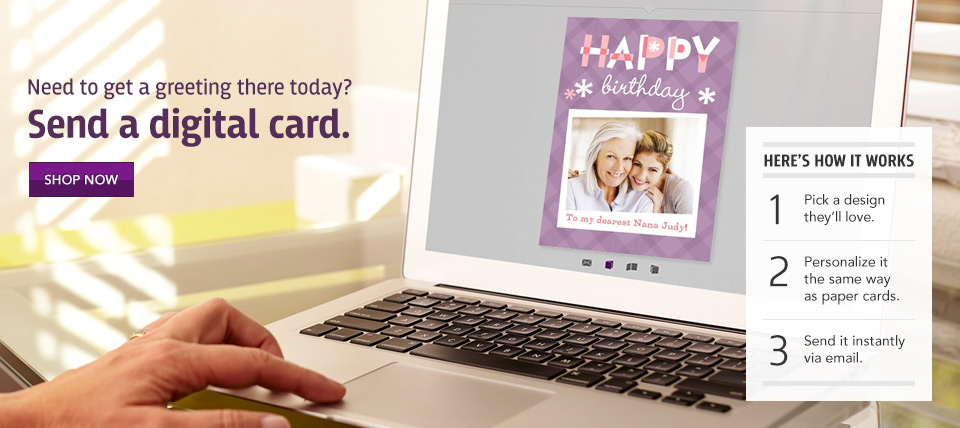 Treat Free Digital Cards