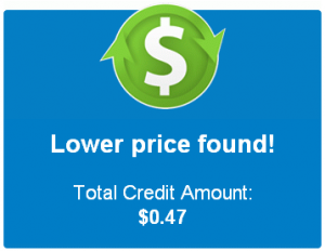 My First Walmart Savings Catcher Reward – A Whopping 47¢!