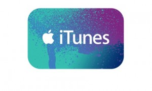$15 iTunes Code for $10 | Great Stocking Stuffer!