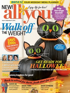 *HOT* Two Years of ALL YOU Magazine for $19.95! (HALF OFF!!)