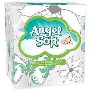 Angel Soft Facial Tissues