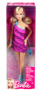 Barbie Reality Diagonal Ruffle Doll Just $5.46! (Was $19.97!)