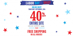 Children's Place Labor Day Sale: 40% Off + FREE Shipping! ($7.20 Jeans and $3.60 Tees!)