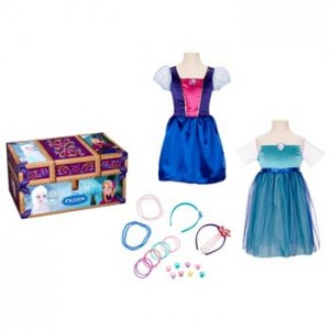 Disney Frozen Elsa & Anna Travel Trunk Dress-Up Set Only $21.40 With Kohl's HALLOWEEN Code!