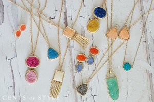 Fashion Friday: Druzy Jewelry Only $6.95 Shipped!
