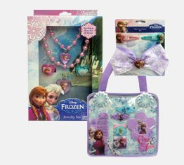 Disney Frozen Hair Accessory Bag Set – $7.98 Shipped!