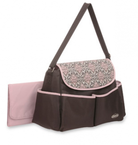 $10 Diaper Bags | Pink and Blue!