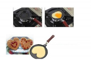 Heart, Flower, or Star Shaped Mini Nonstick Pan Just $4.12 Shipped!