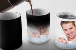 Magic Heat-to-Reveal Photo Mug Just $10.90 Shipped With Living Social Code | Great Gift Idea!
