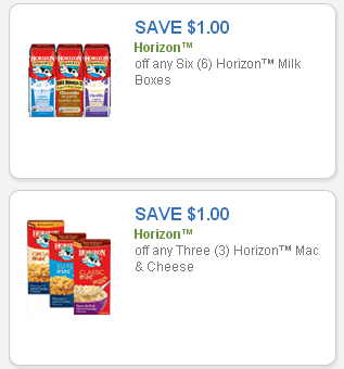 Horizon Coupons