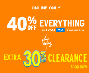 Justice Sale: 40% off Everything + Extra 30% Off Clearance | Skinny Jeans From $5.87!