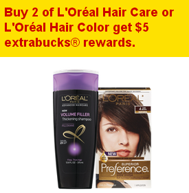 *HOT* Possible FREE L'Oreal Advanced Haircare Items at CVS!