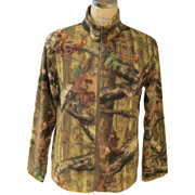 Men's Microfleece Camo Jacket